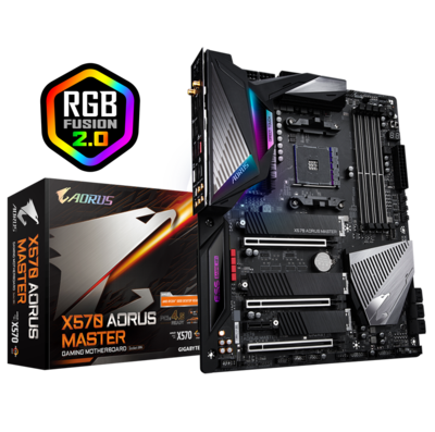 AORUS X570 Master Works with Big Sur & Catalina (Using an RX 5000 Series Graphics Cards)