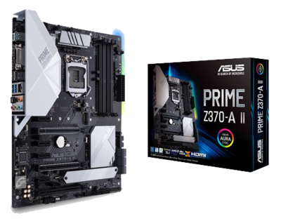 Asus Z370 Prime A ii (Tested on Big Sur, Catalina & Mojave) Using Graphics or RX 570, RX 580, Vega 56 or 64 Graphics Cards