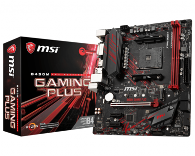 MSI B450i Gaming  Plus AC (Using an RX 5000 Series Graphics Cards)