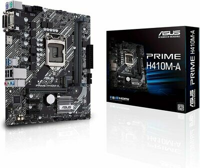 ASUS H410M-a EFI (Use this EFI for onboard graphics ONLY! Mojave will not work)