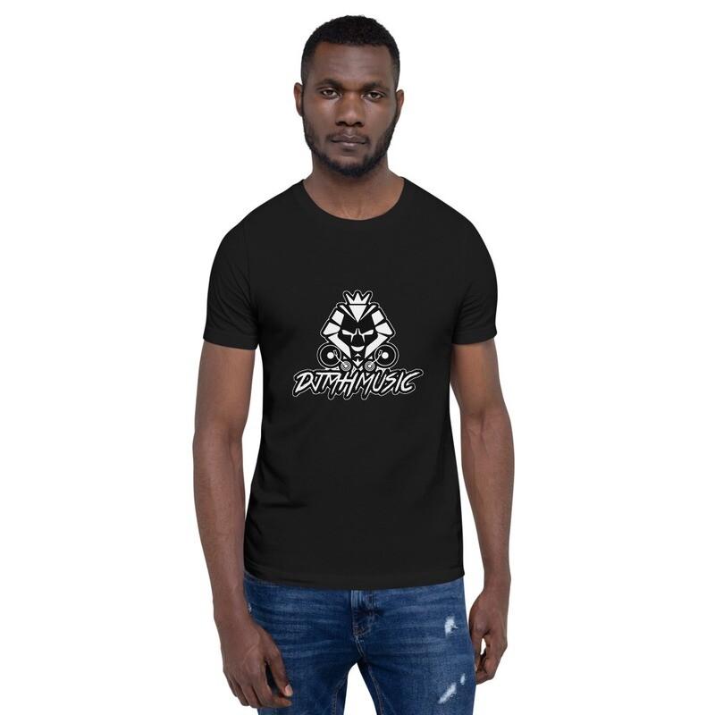 DJMH MUSIC Short-Sleeve Unisex T-Shirt