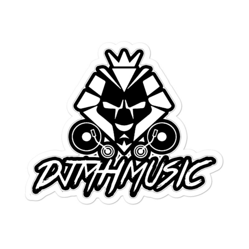 DJMH MUSIC Bubble-free stickers
