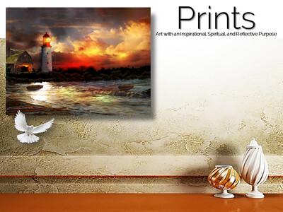 Beacon of Light Prints