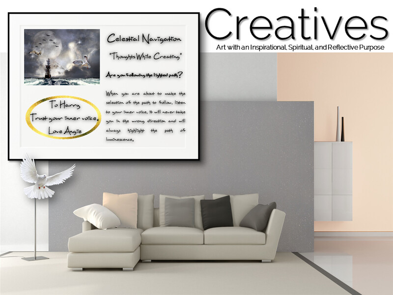 Celestial Navigation Creatives
