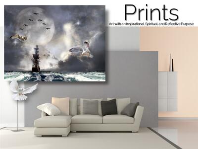 Celestial Navigation Prints