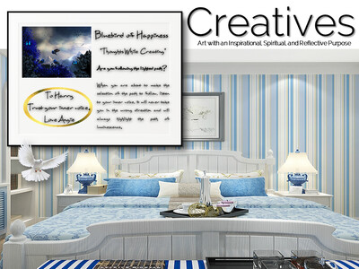 Bluebird of Happiness Creatives