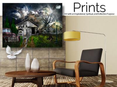 Barn Storming Prints