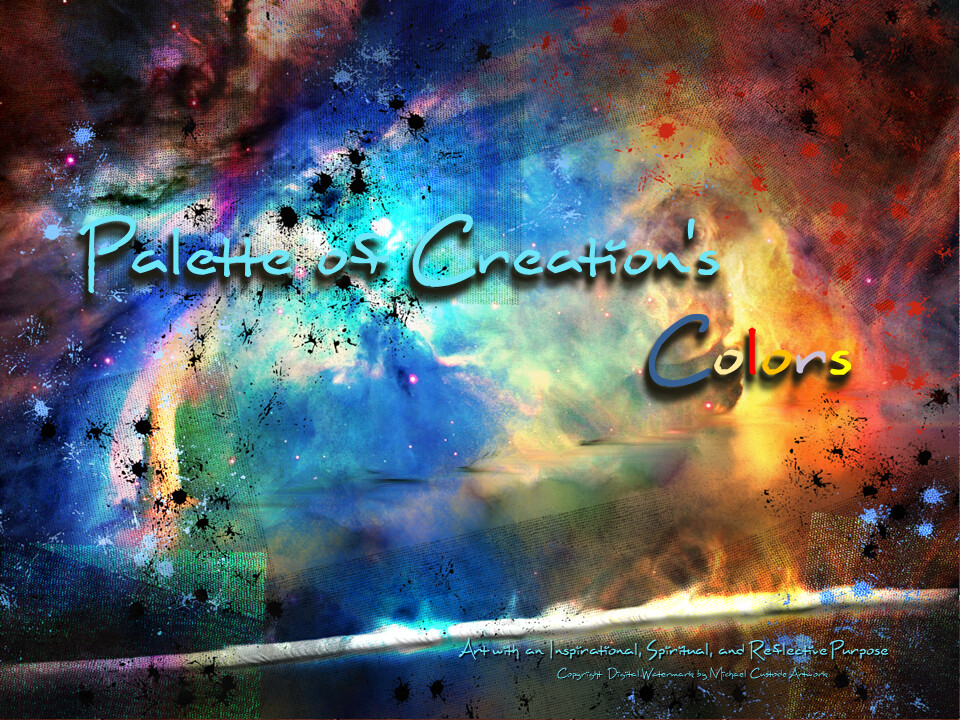 Palette of Creation's Colors