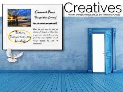 Canvas of Peace Creatives