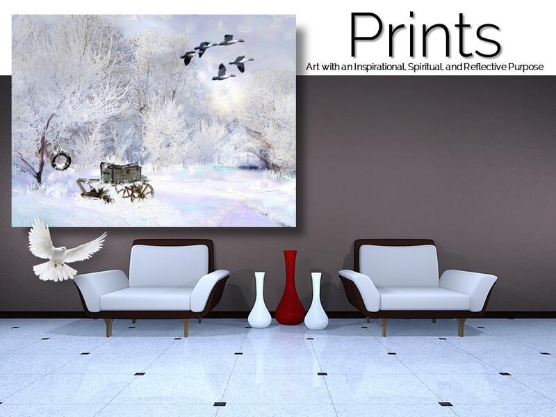A Winter Seen Prints