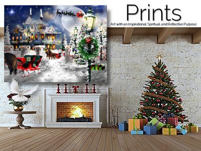 Christmas Magic Prints