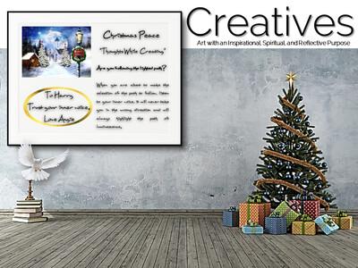 Christmas Peace Creatives