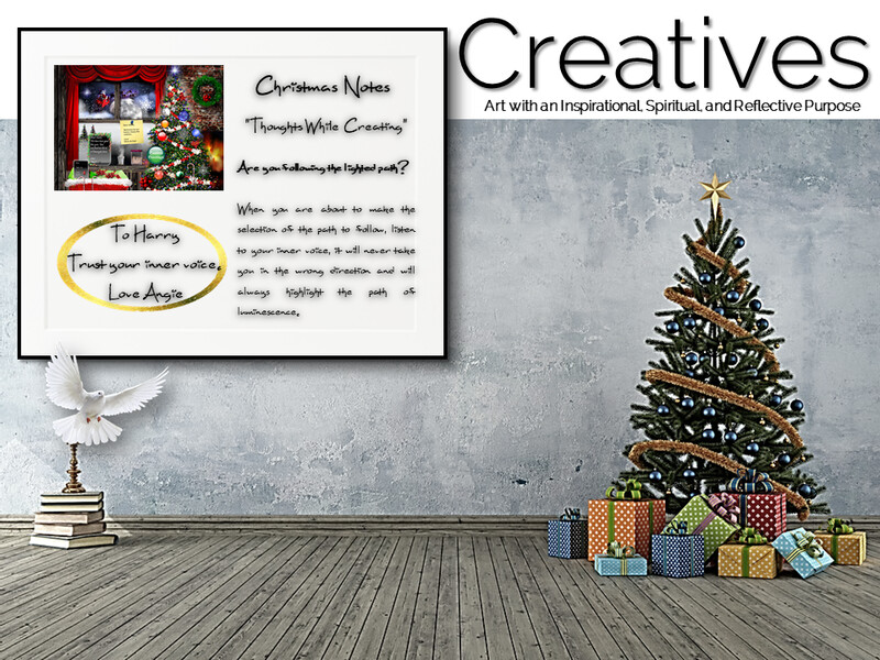 Christmas Notes Creatives