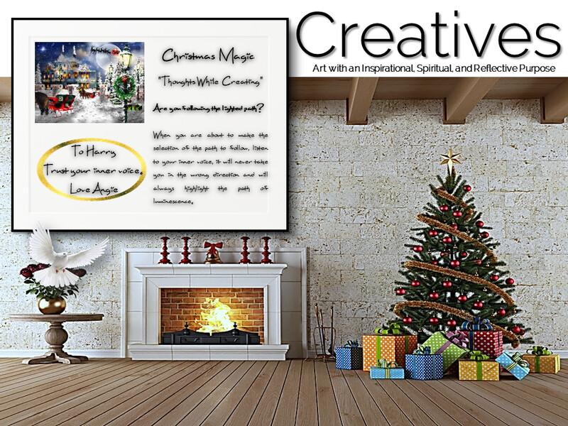 Christmas Magic Creatives
