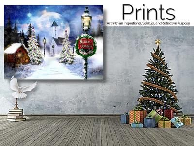 Christmas Peace Prints