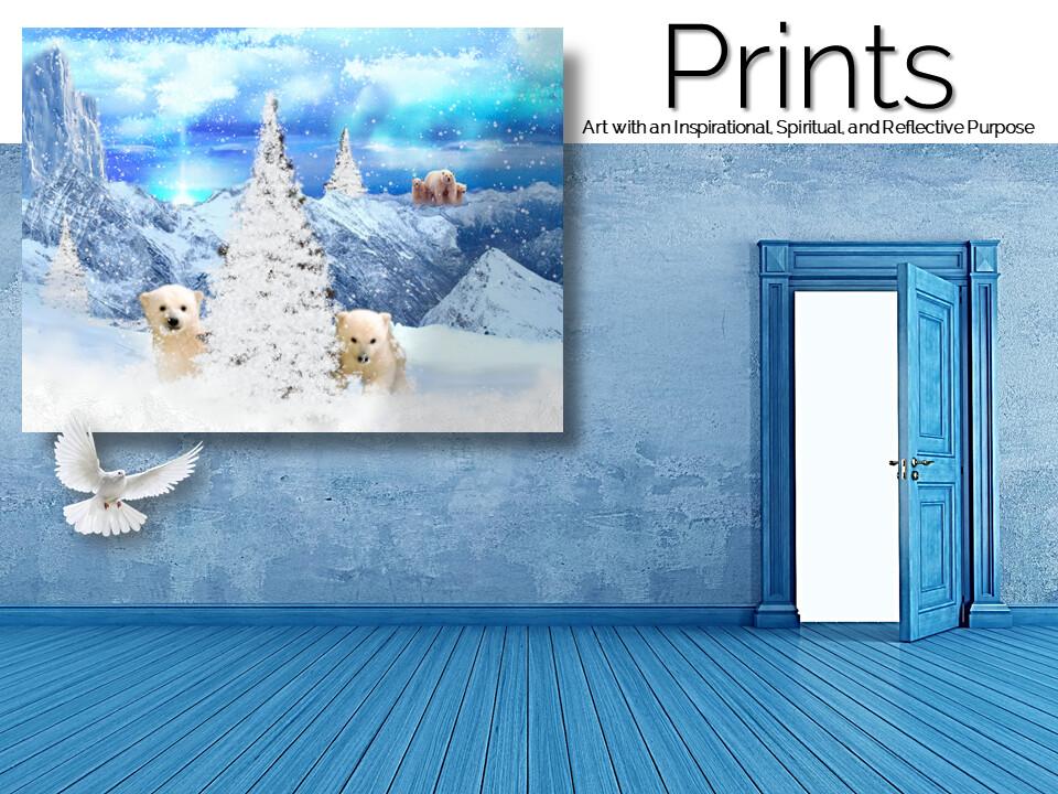 A Snow Day Prints