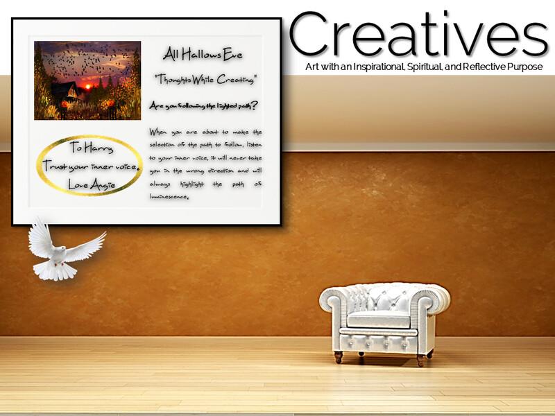 All Hallows Eve Creatives