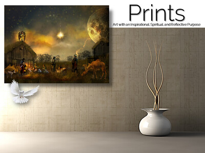 A Night of New Beginnings Prints