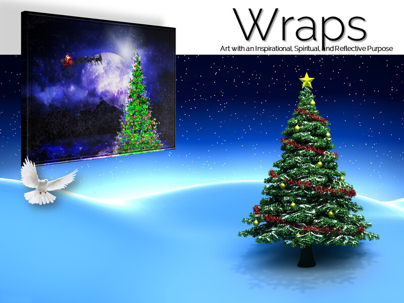 By The Light of Christmas Wraps