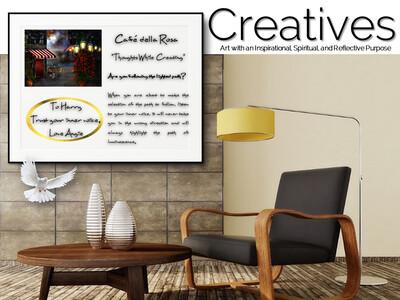 Cafe della Rosa Creatives
