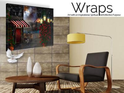 Cafe della Rosa Wraps