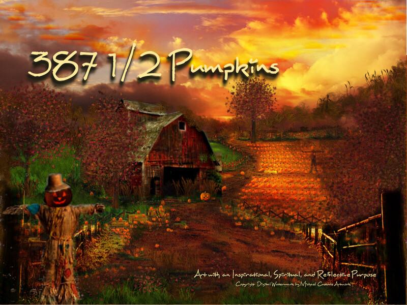 387 1/2 Pumpkins
