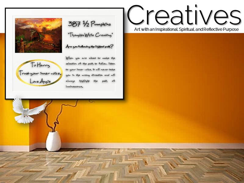 387 1/2 Pumpkins Creatives