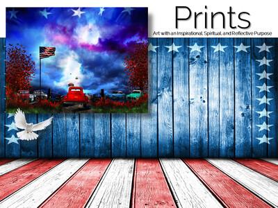 American Classics Prints