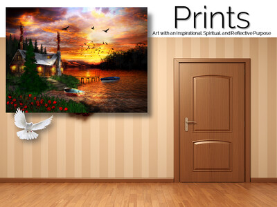 Cabin Prints