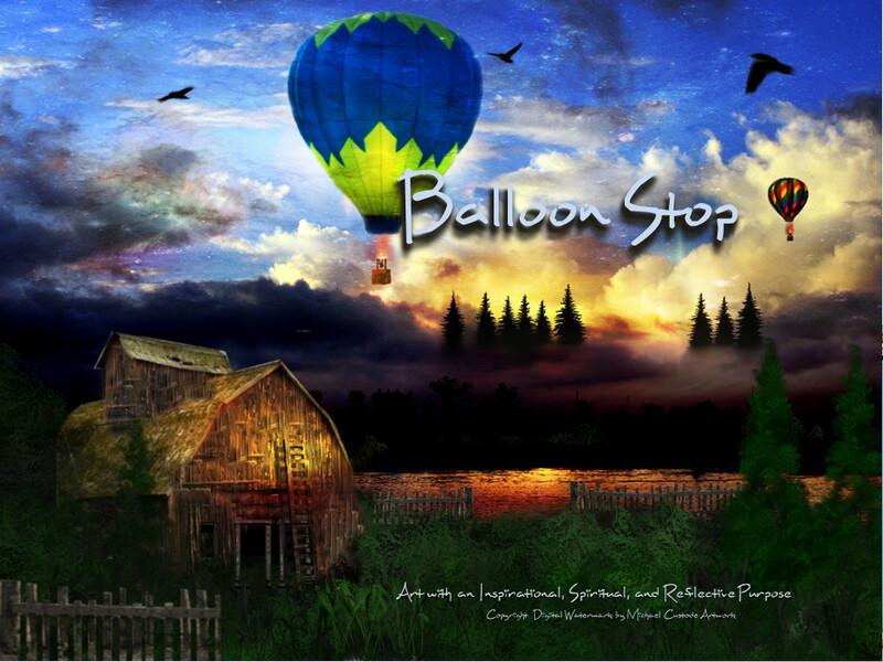 Balloon Stop