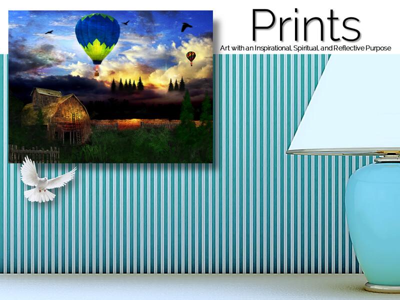 Balloon Stop Prints