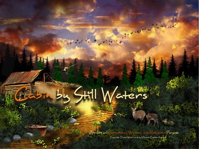 Cabin by Still Waters