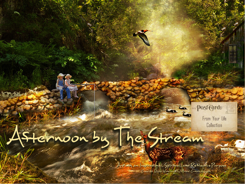 Afternoon by The Stream