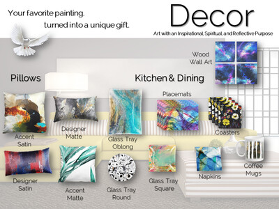 Becoming Forever Decor