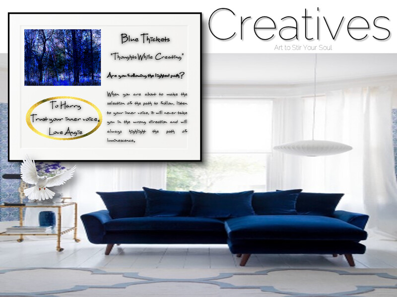 Blue Thicket Creatives