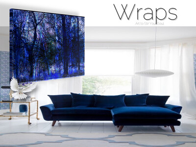 Blue Thicket Wraps