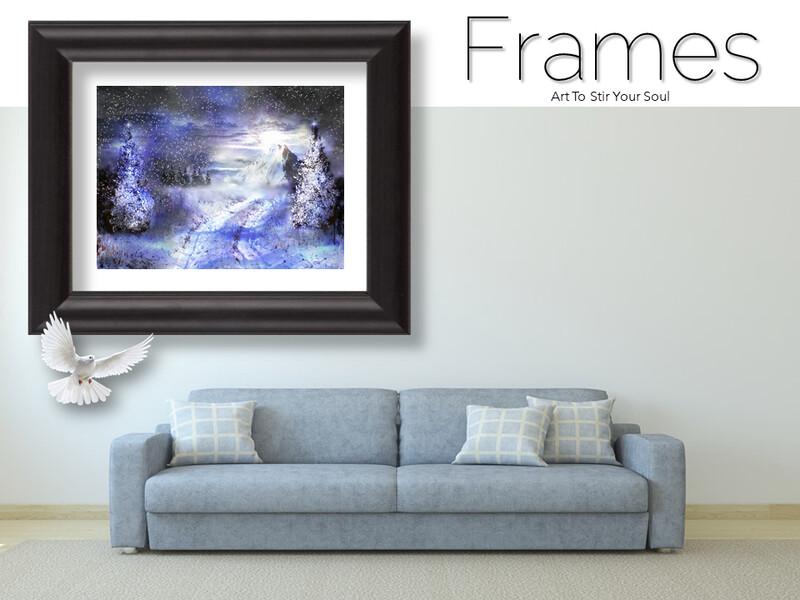 Behold The Light Frames