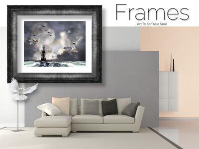 Celestial Navigation Frames