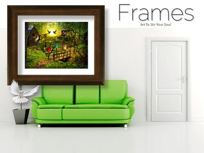 Birds of Play Frames