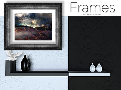 Canyon Road & Wise Travels Frames