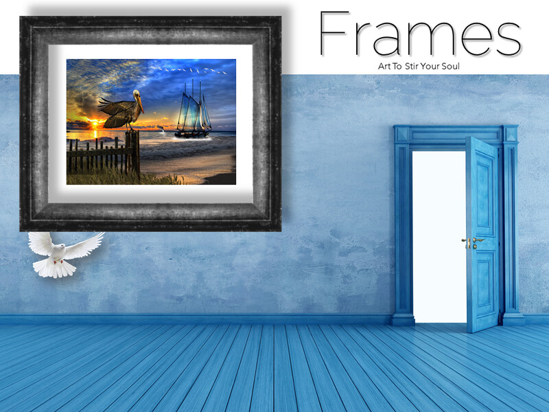 Canvas of Peace Frames