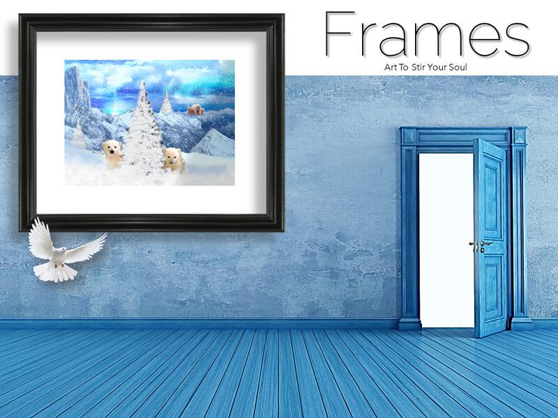 A Snow Day Frames