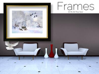 A Winter Seen Frames