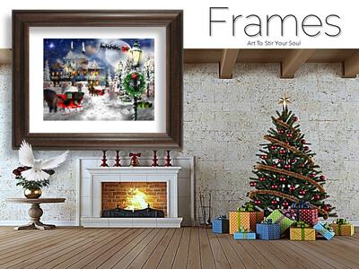 Christmas Magic Frames