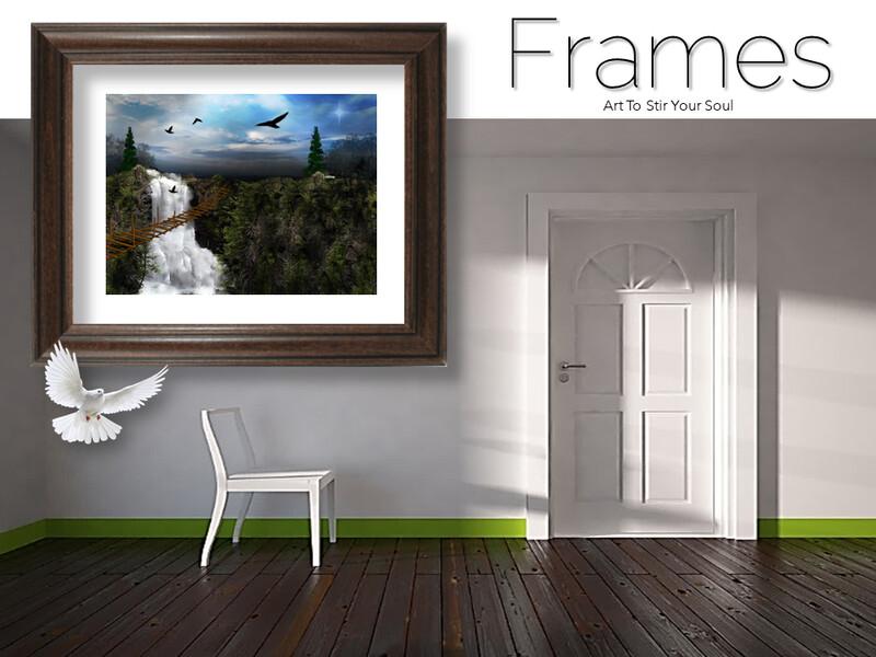Bridge of Trust Frames