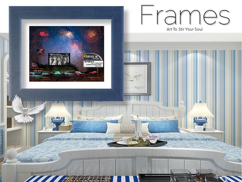 American Icons Frames