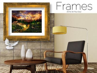 Cabin by Still Waters Frames