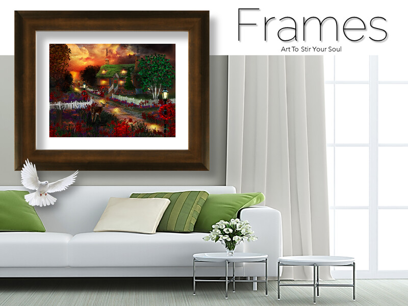 Cottage Frames