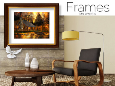 Afterglow Cabin Frames
