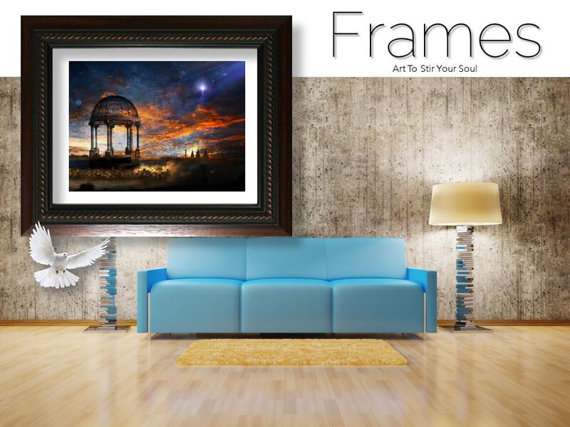 A Place of Prayer Frames